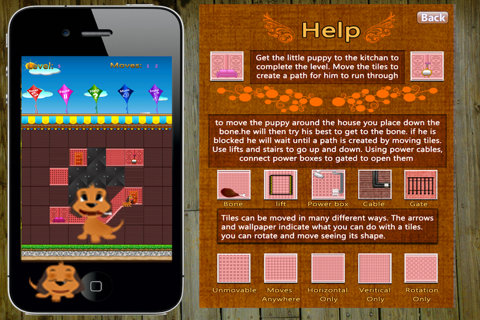 Screenshot Puppy House V1 Free