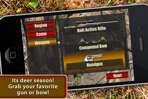 Screenshot REALTREE PRO Hunter 3D