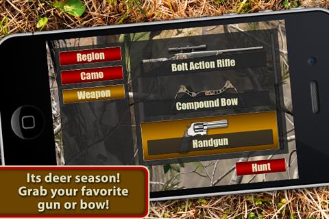 Screenshot REALTREE PRO Hunter 3D