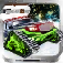3D Snow Truck Road Race - Pro Fastlane Chase Game